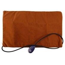 Pet Электрический Одеяло грелку 12V низшее Напряжение грелку коврик для собаки кошки коврик со штепсельной вилкой европейского стандарта