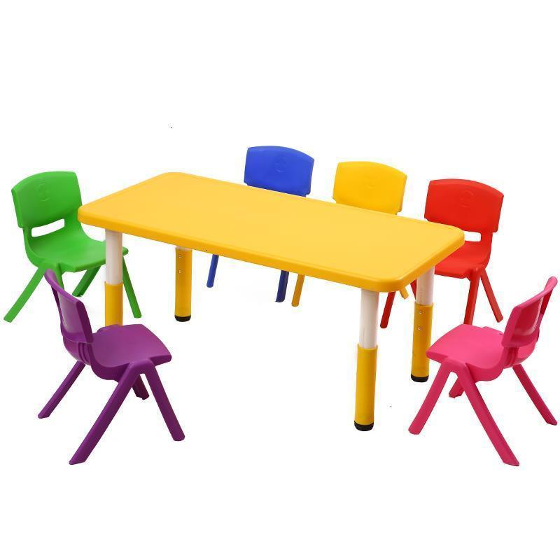 Bambini Kindertisch Avec Chaise Play Toddler And Chair Kindergarten Kinder Bureau Enfant Mesa Infantil Study Kids Table