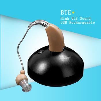 Nowy najlepszy akumulator wzmacniacz dźwięku aparat słuchowy MINI pomoce urządzenie regulowany ton osobiste narzędzia do pielęgnacji uszu prezent wysokiej jakości tanie i dobre opinie Laiwen Z Chin Kontynentalnych rechargeable BTE hearing aids rechargeabl hearing aid BTE Sound Amplifier CHEAP Sound Amplifier