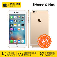 Original Apple iPhone 6 Plus 16/64GB ROM 5.5 inch 1080P Display Dual Core 1.4GHz 4G LTE Used Mobile phone