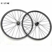 Disc carbon laufradsatz XC 30x25mm tubeless ruedas mtb 29 novatec D791SB D792SB 100 x15 142x12 mtb fahrrad räder säule 1420 speichen