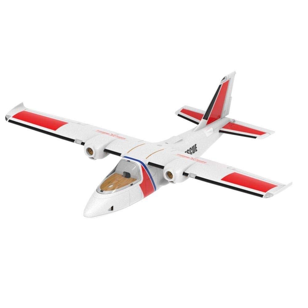 SonicModell binaire RC FPV avion double moteur aéronef sans pilote (UAV) Drone Kit envergure 47.24 pouces/1200mm