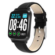 Смарт часы для мужчин спортивный браслет роскошный модный дизайн