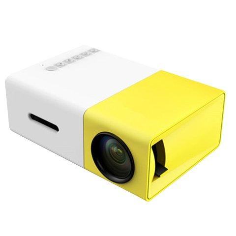yg300 mini projetor portatil lcd led proyector hdmi usb av sd 400 600 lumen criancas