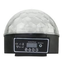 Dmx512 rgb светодиодный для ди Джея свет сцены парти светильник