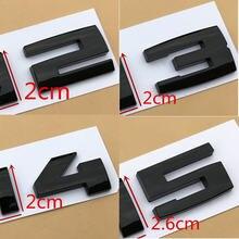 Глянцевые черные три цвета /// m полосы m1 m2 m3 m4 m5 m6 хромированная