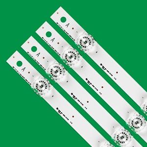 Image 2 - Новый комплект из 8 светодиодный ных светодиодных лент для LG LC420DUE 42LB650V 42LF5500 INNOTEK DRT 3,0 42 дюйма A B 6916L 1957A 6916L 1956A