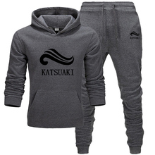 Fashion Men Track suit Hoodies Suits Brand Tracksuit