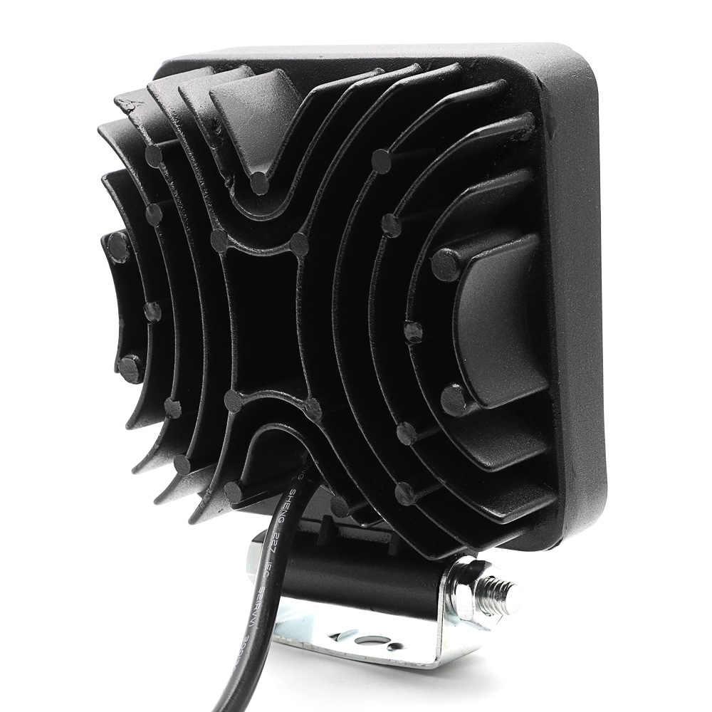 """4 """"48 W 4800Lm LED سيارة العمل ضوء كومبو 4WD 4x4 الطرق الوعرة أضواء مصباح للماء شاحنة جرار مركب مقطورة بقعة كشاف ضوء بار"""