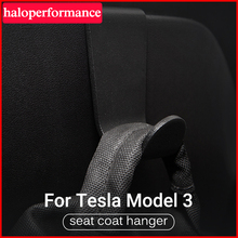 Model3 Car Seat Headrest Hook Fit for Tesla Model 3 Hanger Car Accessories Tesla Model S Auto Accessorie tesla model y three