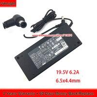 ACDP 120E01 ACDP 120N01 19.5V 6.2A AC Adapter for Sony KDL 42W670A KDL 42W650A 55W950A ACDP 120N02 LCD Monitor ACDP 120E02