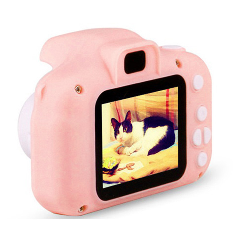 Children's Camera Mini  Digital Camera Children's Toy SLR Camera
