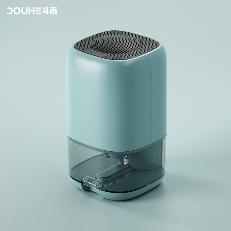 Douhe Dehumidifier Household Small Dehumidifier Bedroom Dehumidifier Dryer Dehumidifier Mini Dehumidifier Artifact