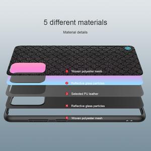 Image 2 - NILLKIN Twinkle etui na telefon do Samsung Galaxy S20/S20 Plus/S20 Ultra luksusowe elastyczne TPU PC powrót obudowa na telefon Fundas Coque