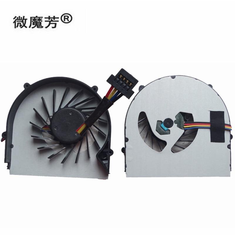 NEW Laptop CPU Cooling Fan Cooler For LENOVO B560 B565 V560 V565 Z560 Good Quality Cooler Radiator Leaves 4 Pins Notebook