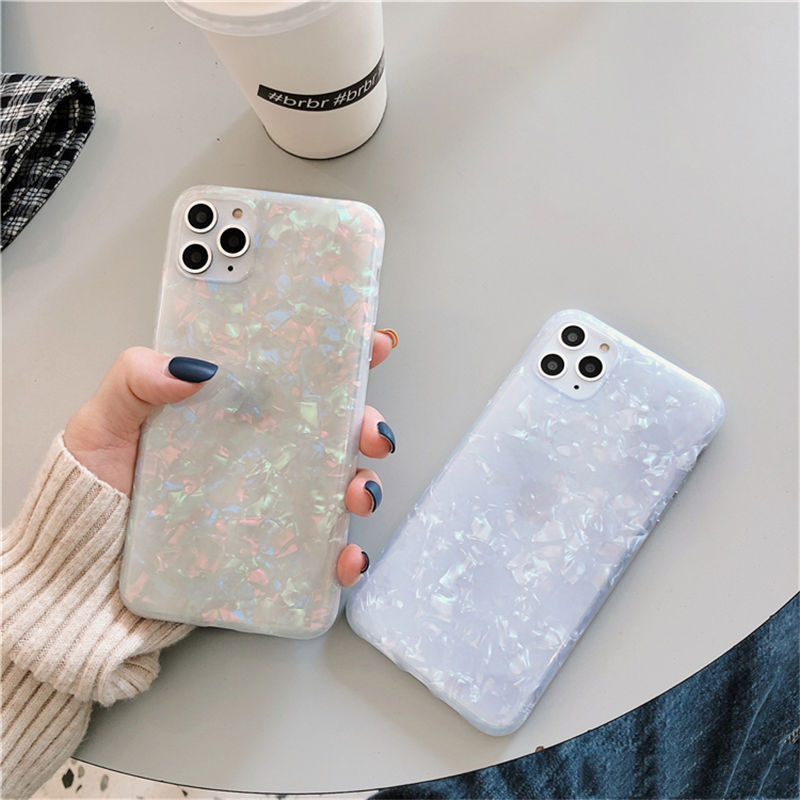 Glitter Dream Pattern Phone Back Cover Shell For iPhone 11 Pro 1