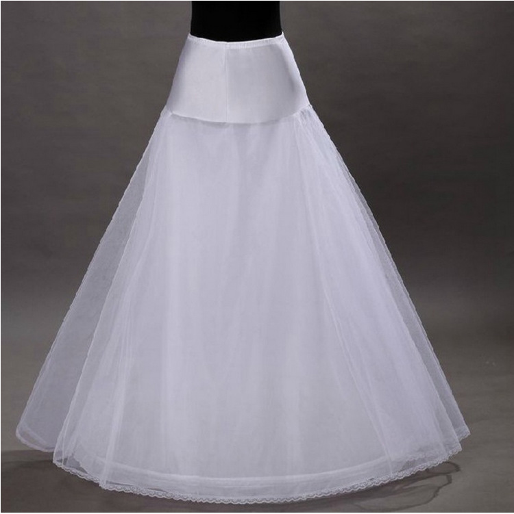 Bride Crinoline Wedding Dress Crinoline Performance Supplies A Circle Of A Yarn Standard