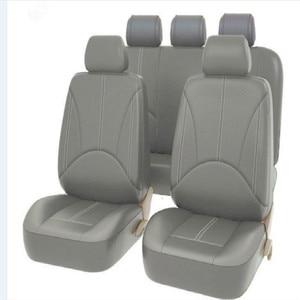 Luxury PU Leather Car Seat Cov