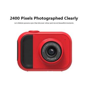 1080P 4x Zoom Kids Camera HD Digital Camera Children's Camera Toy For Children Birthday Gift Child Toys Camera LCD Screen Video 1
