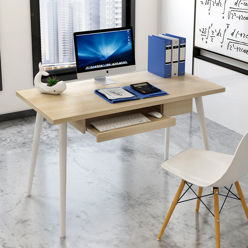 Man Patriarch Computer Table Simple Desktop Table Household Simplicity Small Desk Office Desk Laptop Computer Table