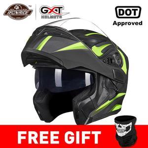 GXT New Motorcycle Helmet Flip