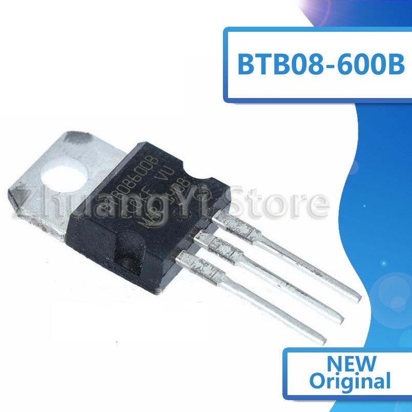 BT136B-800E  Triac  4A  800V   D2PAK  NEW 1  pc