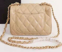 New classic luxury top designer mini wallet ladies handbag shoulder bag gold chain silver chain quality handbags