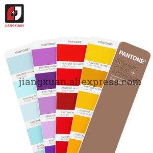 Image 3 - PANTONE 2 книги/набор США TPX/TPG FHIP110N 2310 видов цветовых направляющих для модных интерьеров, текстиль, одежда