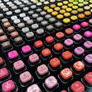 Image 3 - TouchFIVE כפולה טיפים אמנות סקיצה התאומים דה מרקר 36 48 72 80 168 צבעים אלכוהול מבוסס דיו אמנות סמני עבור סטודנטים מעצב