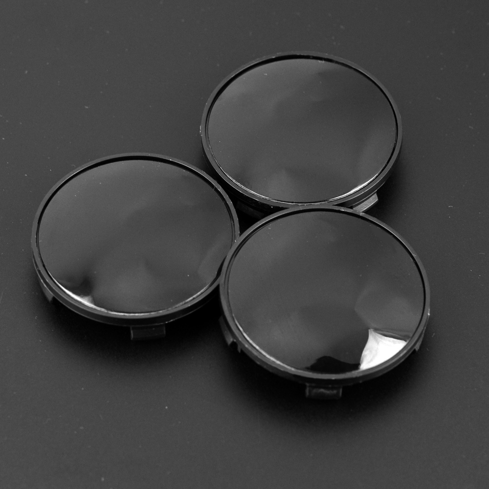 4 pcs Car Wheel Center Cap 70mm For bmw 5 Series E34 E49 E60 E61 F07 F10 Rims Hub Caps Car Accessories Part Number <font><b>36136783536</b></font> image