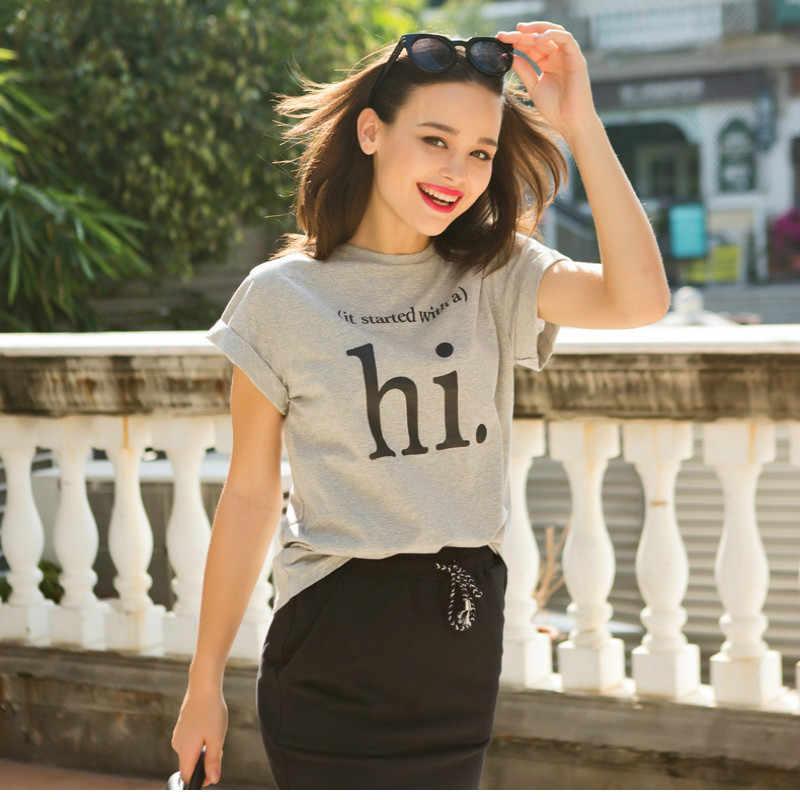 Z krótkim rękawem rzęsy usta t-shirt z nadrukiem lato Harajuku koszulka damska moda w stylu Streetwear Top świąteczna koszulka Camiseta Mujer