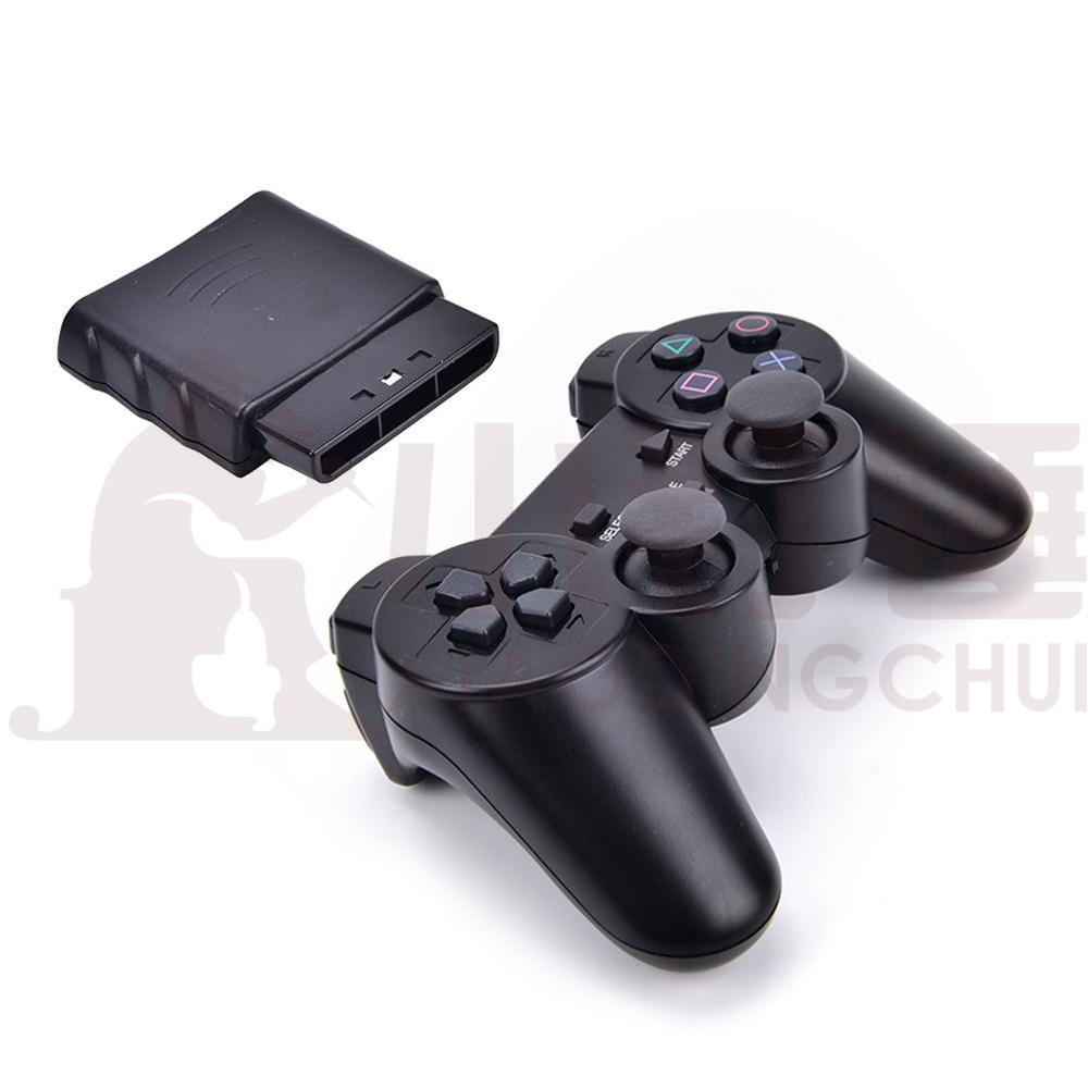 PS2 Remote Control Receiver Handle With Receiver