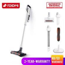 * ORIGINALE * ROIDMI NEX Handheld Vacuum Cleaner per la Casa Potente Cordless In Posizione Verticale Intelligente APP Mop Aspirapolvere ue warehouse