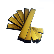 6pcs Ruixin איפקס מחדד ציפוי טיטניום יהלומי אבן משחזת 80 1000 # מקצועי פרטנית יהלום דור השני אבן