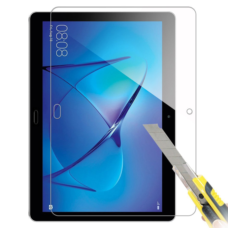 Temperli cam için Huawei MediaPad M3 Lite 10 ekran koruyucu için Huawei M3 Lite 10 10.1 inç Tablet cam
