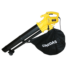3000W/High Power Leaf Blowers & Vacuums Garden Electric Tool Cleaner Dust Collecting Blowing Remover With 10M Cable