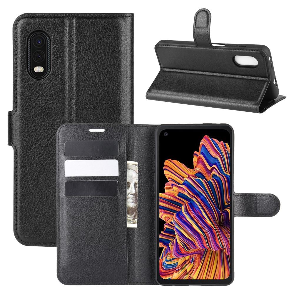 Чехол для Galaxy Xcover Pro, роскошный чехол-кошелек из искусственной кожи с подставкой, флип-чехол для Samsung Galaxy Xcover Pro SM-G715FN 2020 6,3