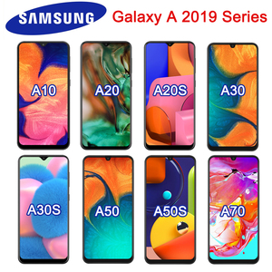 For SAMSUNG GALAXY A10 A105 A20 A205 A20S A207 A30 A305 A30S A307 A50 A505 A70 A705 LCD Display Touch Screen Digitizer Assembly(China)