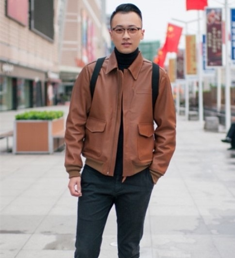 Free Shipping.high Grade Horseskin Leather Jacket.man Claccic A2 Style Genuine Leather Coat,vintage Fans,Fetal Bovine Skin
