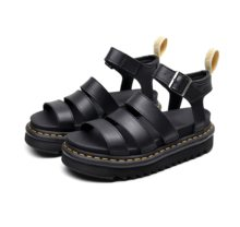 2021 Summer shoes woman Flat Platform Sandals Women Soft Leather Casual Open Toe Gladiator wedges Women Shoes