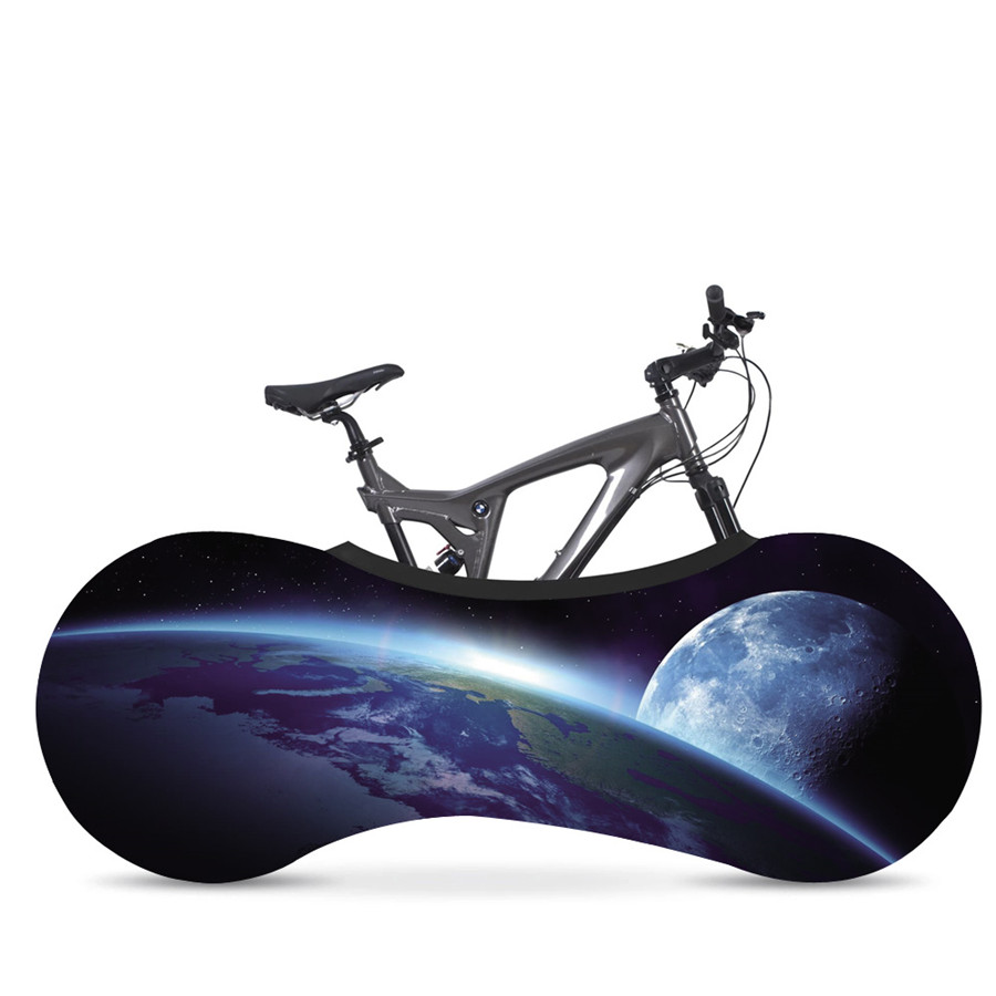 """26-28/"""" Bicycle Protective Cover Tire Socks Dust-Proof Scratch-Proof Gear Cover"""