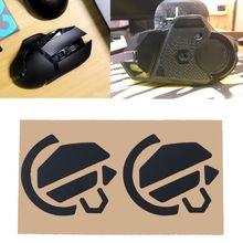 2 Set Hotline Games Mouse Feet Skates for Logitech G502 HERO LIGHTSPEED Original