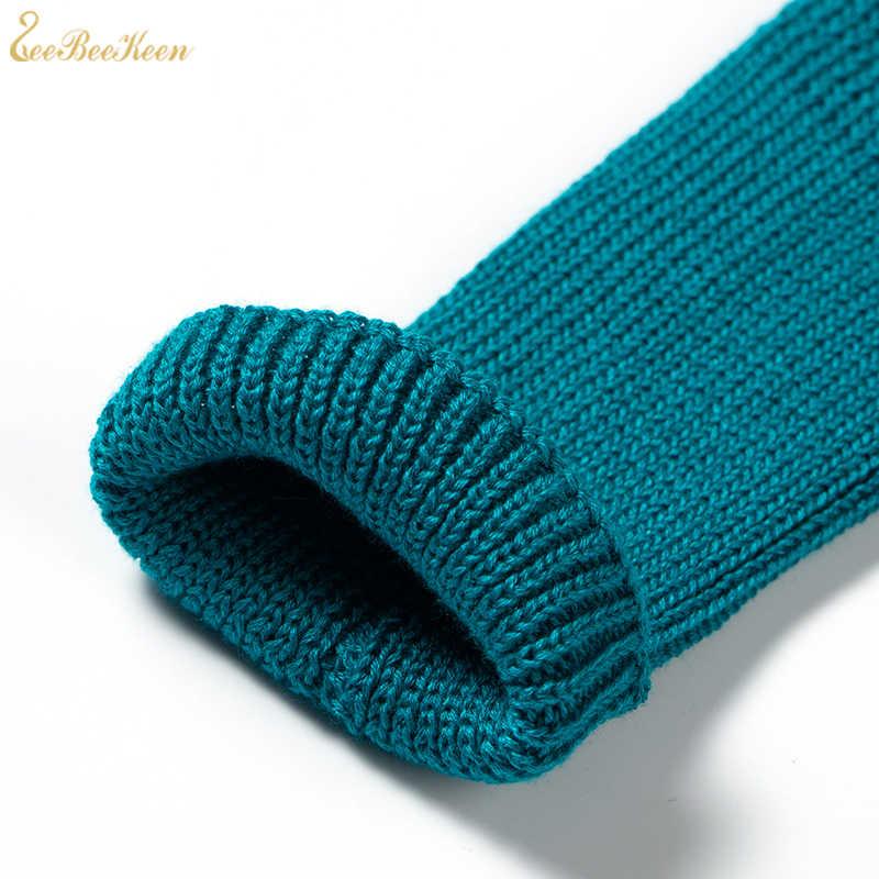 Ballet Gebreide Leggings Warmers Voor Dans Vrouwen warmers Lange Latin/Ballet Dans Sok Zwarte Ballerina Volwassenen Winter Beenwarmers