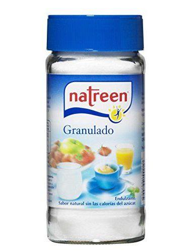 Edulcorante Granulado Bote Natreen 35g