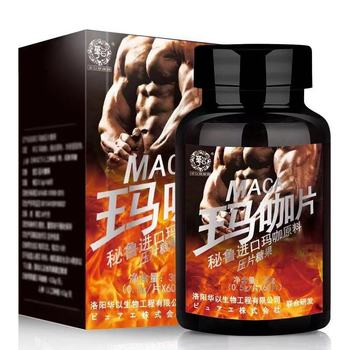 цена на Horny goat weed extract capsules, with maca and saw palmetto fruit, can enhance sexual performance and erection, natural viagra