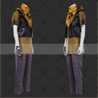 New Game Twisted Wonderland Savanaclaw Ruggie Cosplay Costume Unifrom Halloween Carnival Outfits for Adult Men Women Custom Made