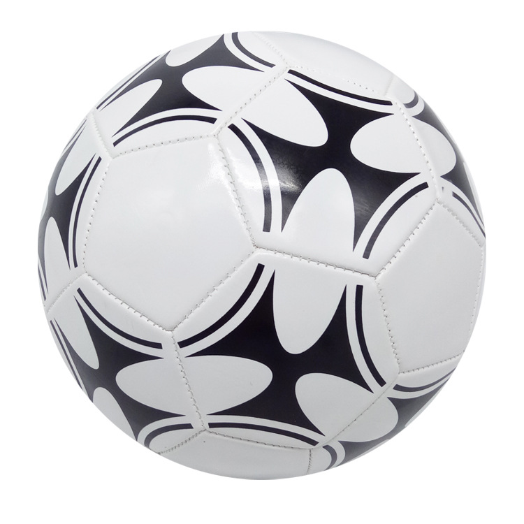 Manufacturers Direct Selling New Style Machine-sewing Soccer Size 5 Football PVC A Generation Of Fat A Large Amount Currently Av
