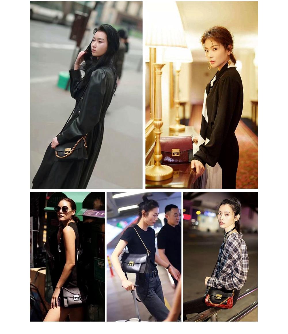 Lafestin marca feminina sacos 2019 nova moda