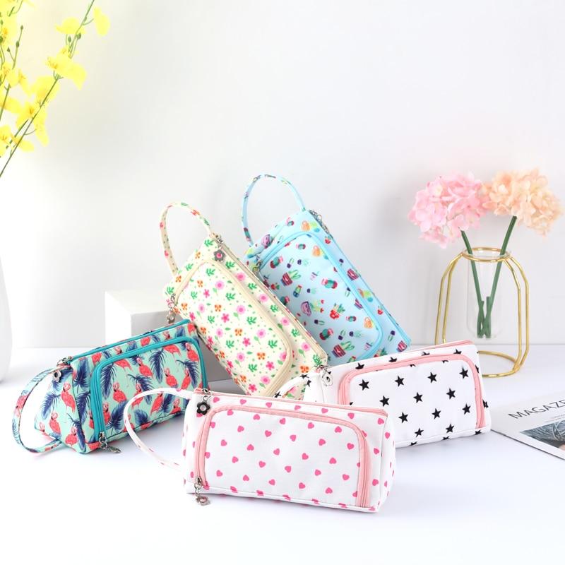 Купить новая женская дорожная косметичка сумочка для стирки женские