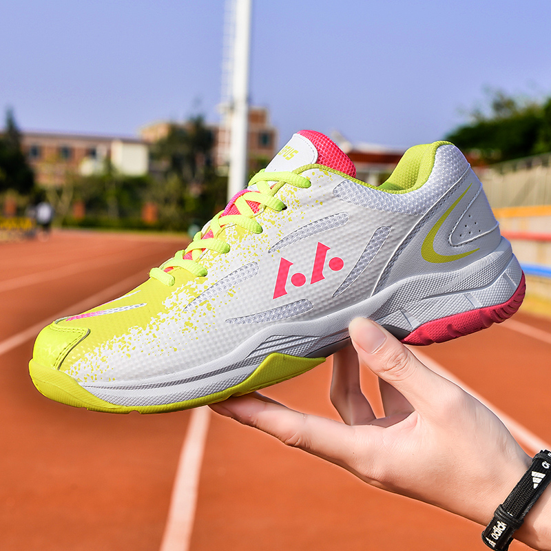2021 Men Women Professional Volleyball Sports Shoes Non-slip Breathable Indoor Sports Volleyball Basic Training Sneakers